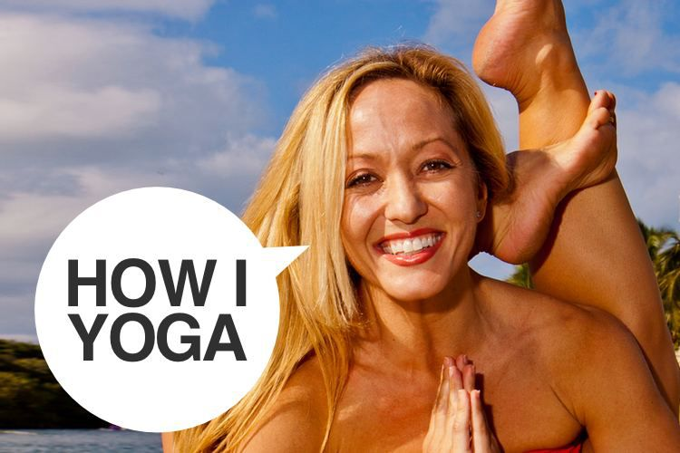 I'm Kino MacGregor, And This Is How I Yoga