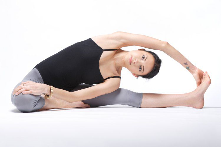 3 Yoga Postures Paired With Pressure Points