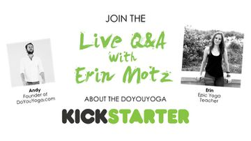 We Want Your Opinion - Join The Google Hangout on Air with Erin Motz