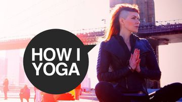 I'm Sadie Nardini, And This Is How I Yoga