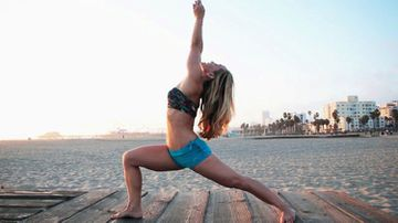 Sun Salutations With Kino MacGregor (VIDEO)