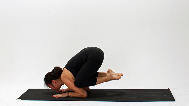 How-To-Do-Baby-Crow-Pose