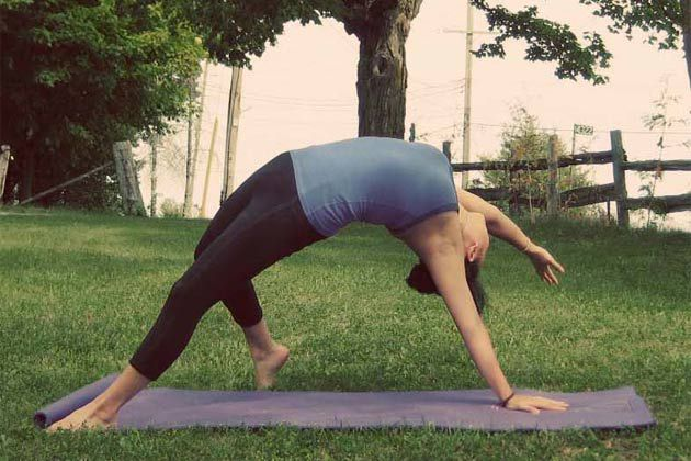 5 Yoga Poses That Helped Me Fight Epilepsy