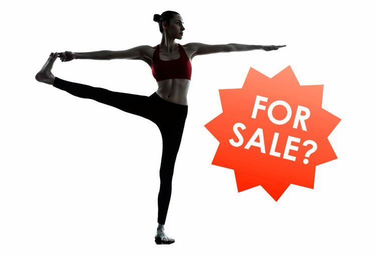 Yoga For Sale: Finding Our Way In The Business Of Yoga