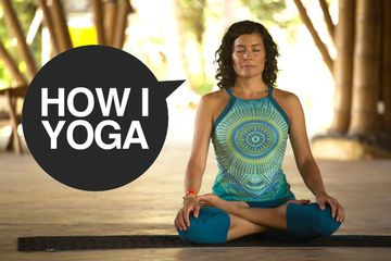 I'm Amy Ippoliti, And This Is How I Yoga