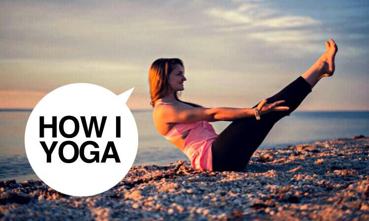 I'm Kaitlin Daddona, And This Is How I Yoga