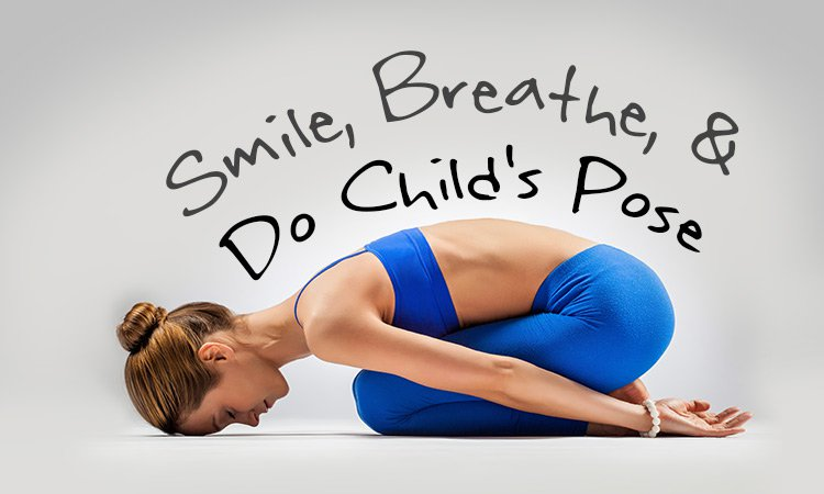 5 Health Benefits Of Childs Pose