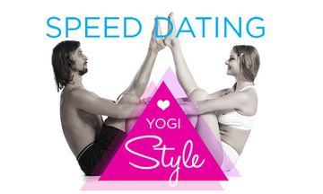 Find Love On the Mat: Speed Dating - Yogi Style