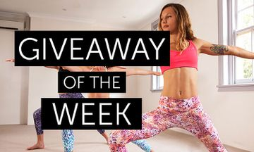 Giveaway - 3 x Dharma Bums Yoga Leggings (Worth $85)