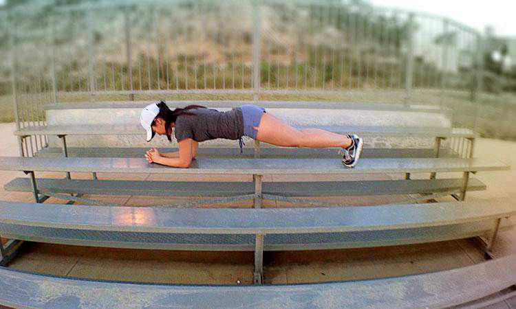 How to Do Forearm Plank Pose