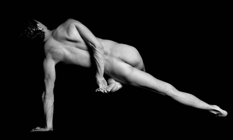 Naked Yoga: Photos From a Yoga Teacher