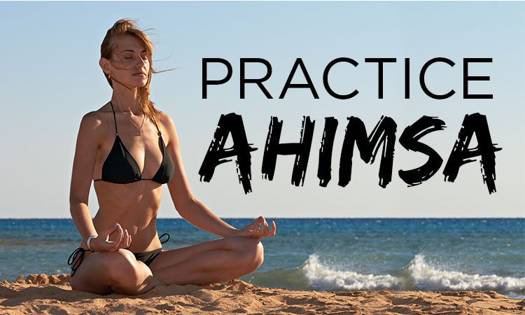 Practicing Ahimsa On And Off The Mat