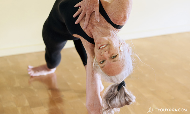 Seniors Get Free Yoga Classes in New York