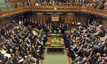 The British Parliament Stops to Meditate