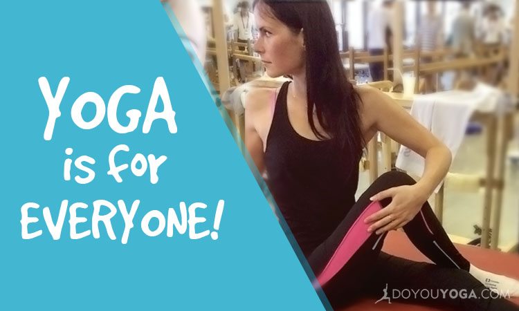 The Paraplegic Yogi - Yes, Yoga is for EVERYONE