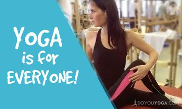 The Paraplegic Yogi - Yes, Yoga Is For EVERYONE!