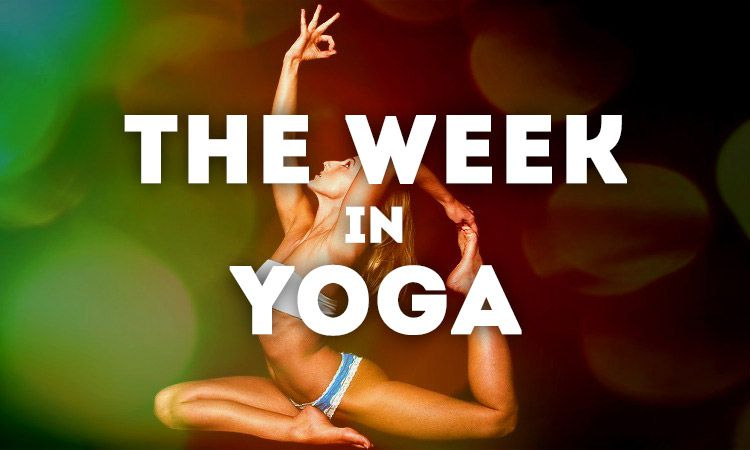 The Week In Yoga #1