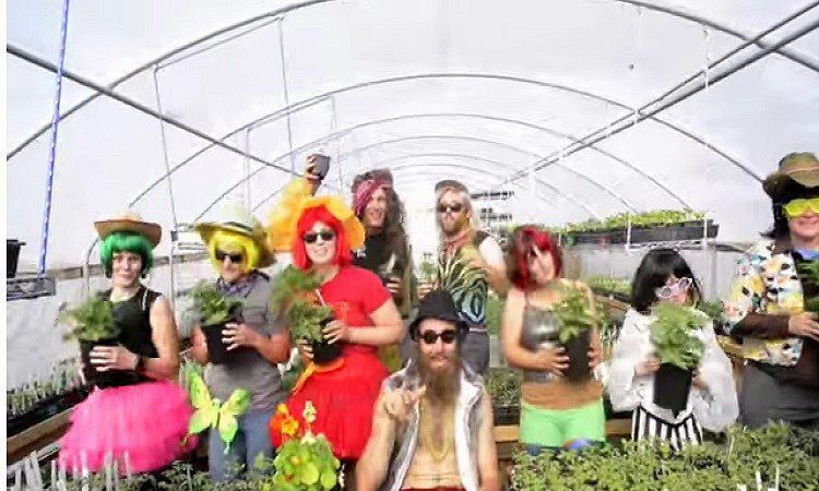 Local Farm People Twerk 90's Style To Make You Go Organic (VIDEO)