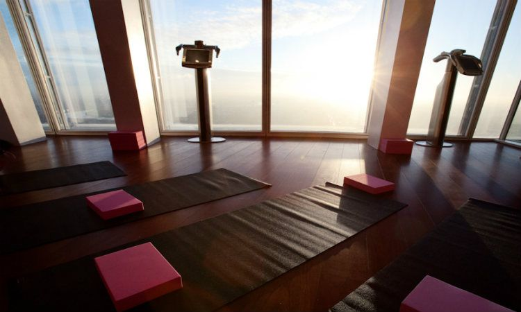 Take Your Yoga To All-New Heights -- Literally!