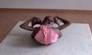 The 105-Year-Old Yogi (VIDEO)