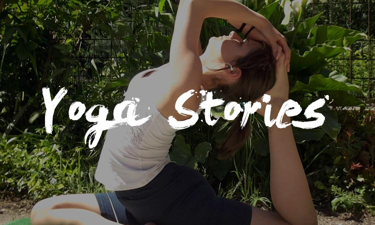 YOGA STORIES I'm Nora, 25, And I Had A Stroke When I Was 23
