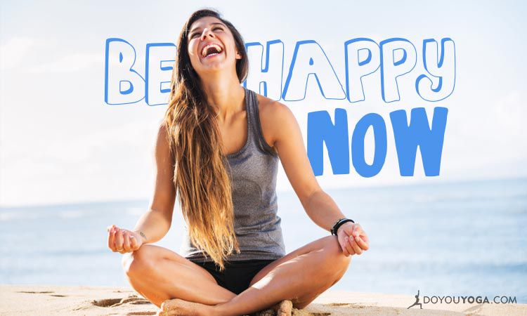 5 Ways to Make Yourself Happier NOW