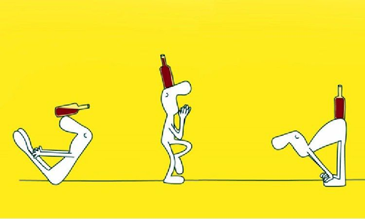 Image result for yoga wine