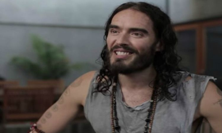 Russell Brand On How Yoga Transformed His Life