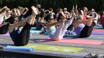 Washington D.C.'s Yoga Tax Approved