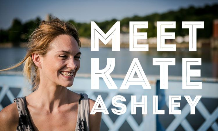 Yoga Teacher of the Week - Kate Ashley