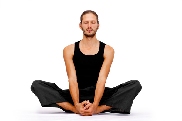 Image result for Butterfly Pose men