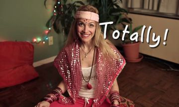"Funny: Tara Stiles' Totally Enlightened!"" (VIDEO)"