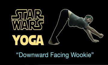 Let the Force Guide You in Star Wars Yoga (With Video)