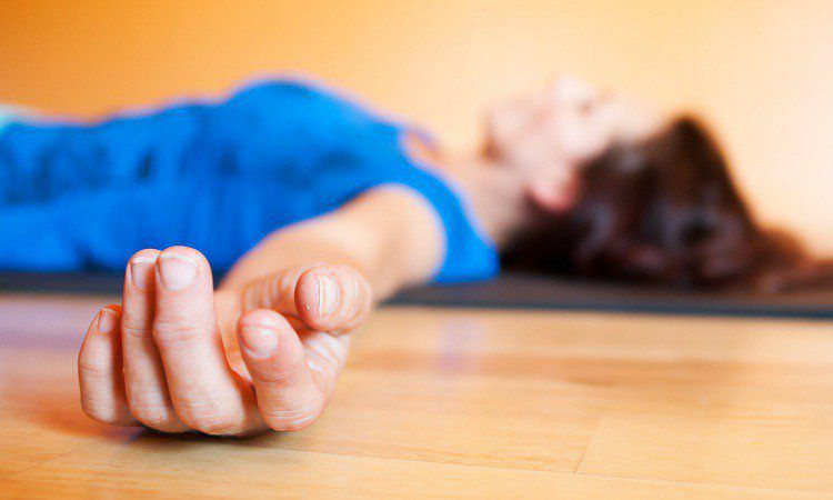 Savasana: Just a Resting Pose? Think Again!