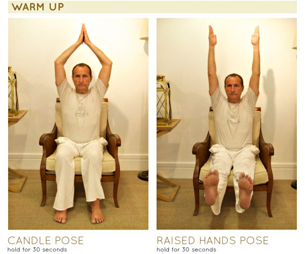 Wondrous 6 Benefits Of Chair Yoga 8 Poses To Get You Started Creativecarmelina Interior Chair Design Creativecarmelinacom