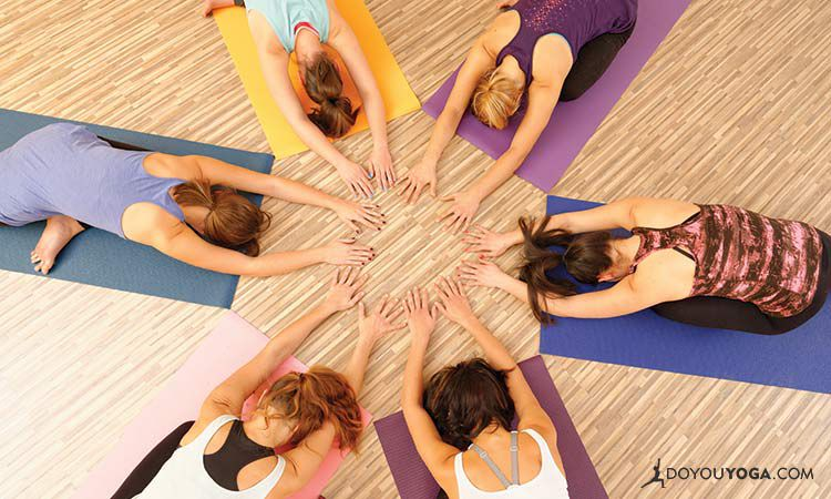 Overheard At Yoga: 5 Things Teachers Said That Stuck With Me