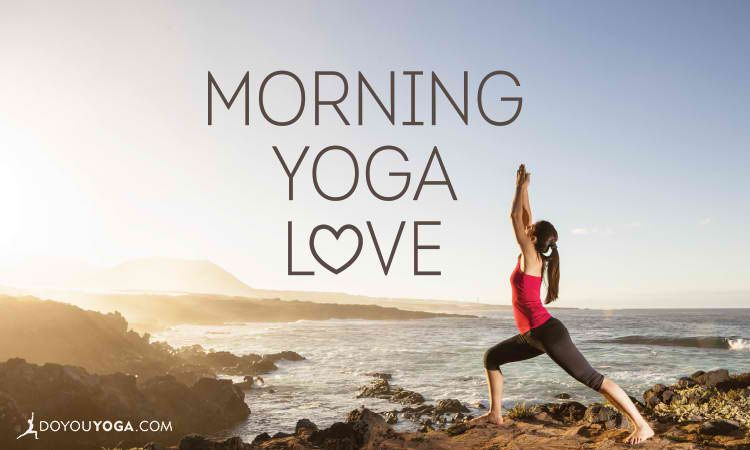 Try This 15 Minute Yoga Sequence For A Feel Good Morning