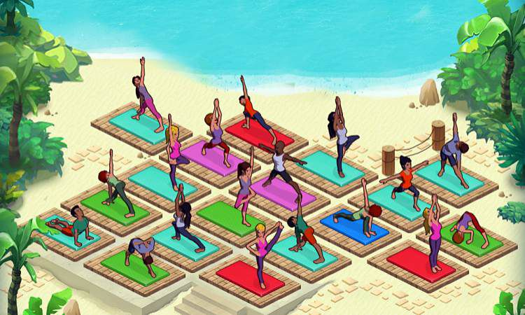 Yoga Retreat Game Now Available On iOS Devices
