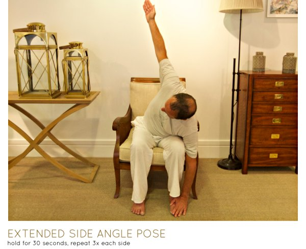6 Benefits Of Chair Yoga 8 Poses To Get You Started Doyouyoga