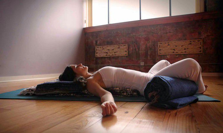 10 Reasons to Practice Restorative Yoga