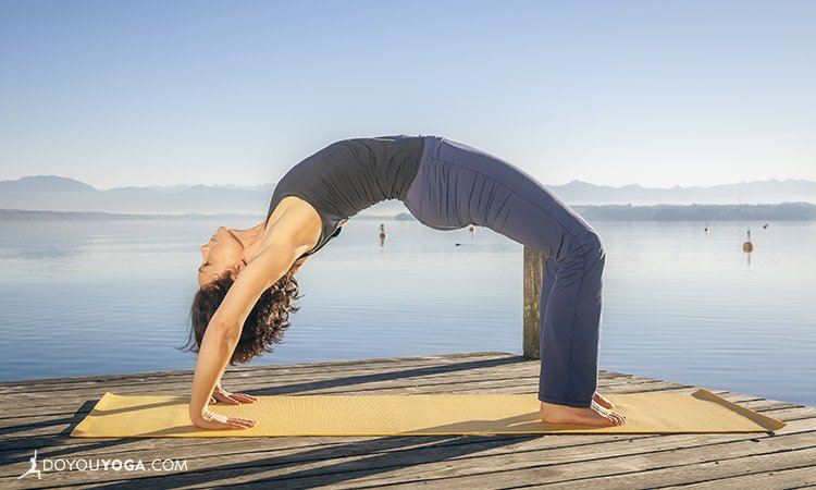 5 Key Actions to Take in Upward Bow or Wheel Pose