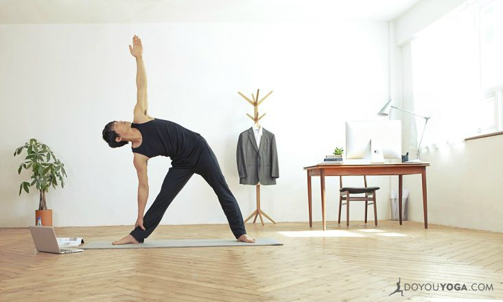 5 Ways Yoga Makes You Better At Your Job