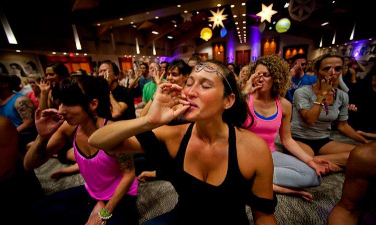 Ganja Yoga Classes Offered in San Francisco