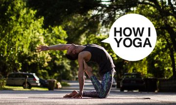 I'm Taylor Harkness, And This Is How I Yoga