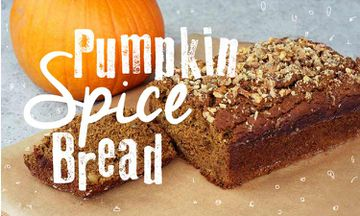 Recipe: Yummy Fall-Time Pumpkin Spice Bread