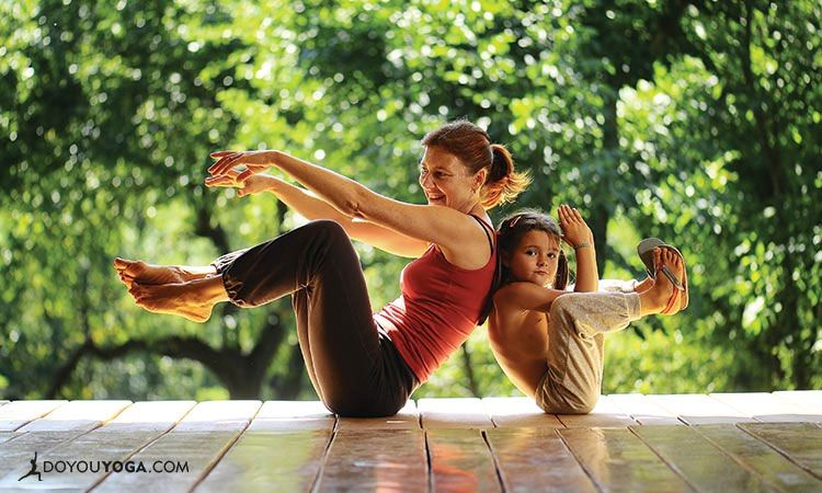 The 10 Commandments of Teaching Kids Yoga