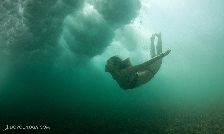 Why Yoga and Scuba Diving Are The Perfect Pair
