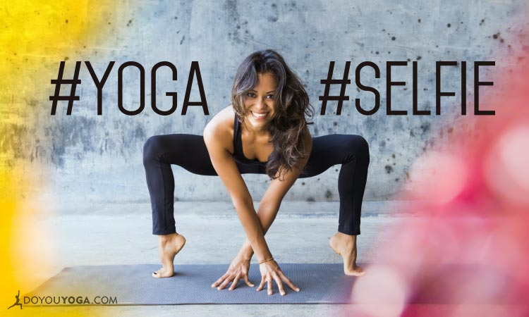 Yoga Self(ie) Defense Ego or Inspiration