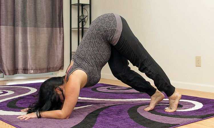 5 Yoga Poses To Help You Through Huge Life Changes