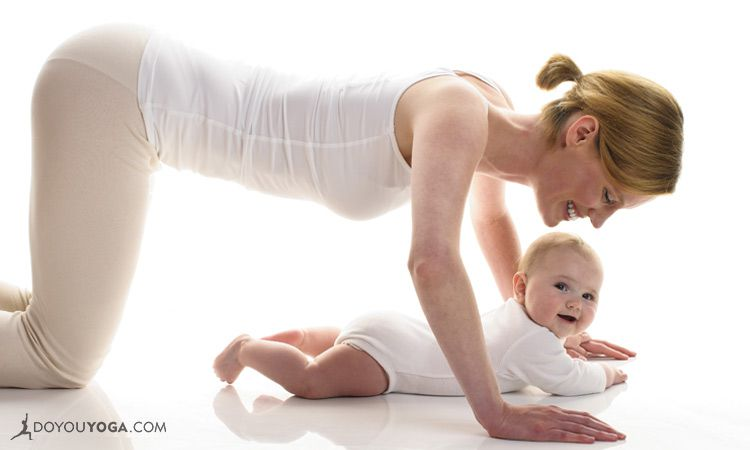 How Being a Mother Makes You a Better Yogini (and Vice-Versa!)